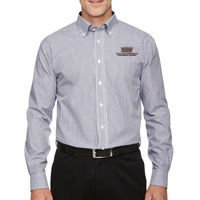 TEES Men's Crown Banker Stripe Thumbnail