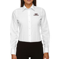TEES Ladies' Solid Broadcloth Thumbnail