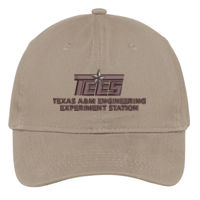 TEES Brushed Twill Low Profile Cap Thumbnail